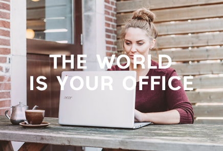 As a SeneGence distributor you can work from anywhere on your laptop or even just a phone. It has been a great business for those who love to travel.