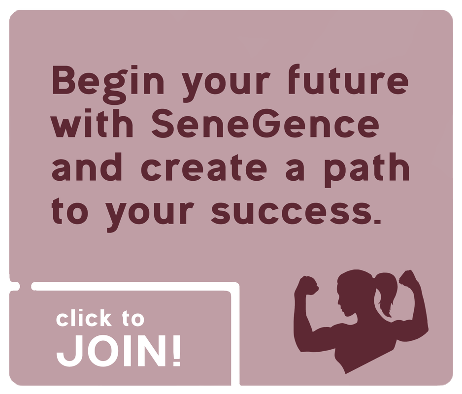 Click on this image to explore all the benefits to becoming a member of SeneGence.