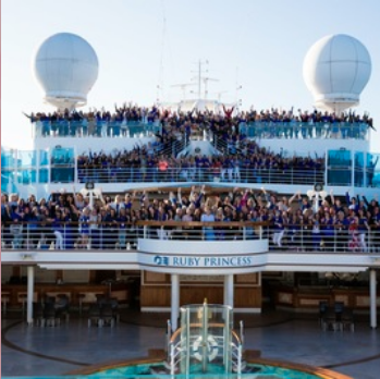 SeneGence provided a paid cruise to all distributors who have reached their goals.