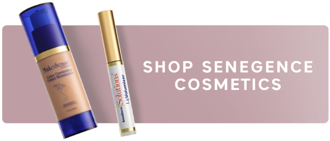 We have a full range of SeneGence makeup products available at Marika & Darlings, including everything from SeneGence foundation, to other enhancements for increasing eyelash length and nail length, as well as volumizing your lips.